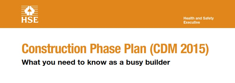 Useful cdm documents jra cdm hses busy builder construction phase plan template maxwellsz